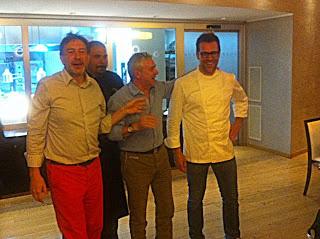 Carlo Vischi, Sandro Mesiti, Walter Ferretto, Renato Bosco