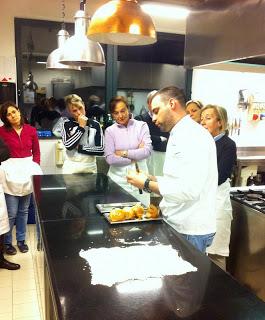 Christian Costardi presenta il riso Carnaroli