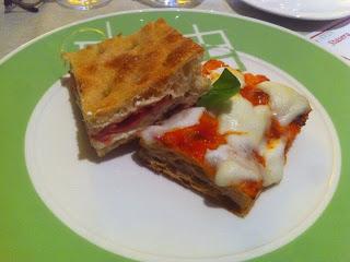 Pizza con lievito madre di Renato Bosco
