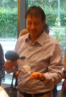 Carlo Vischi di Trenta Editore e Biteg, organizzatore dell'evento.