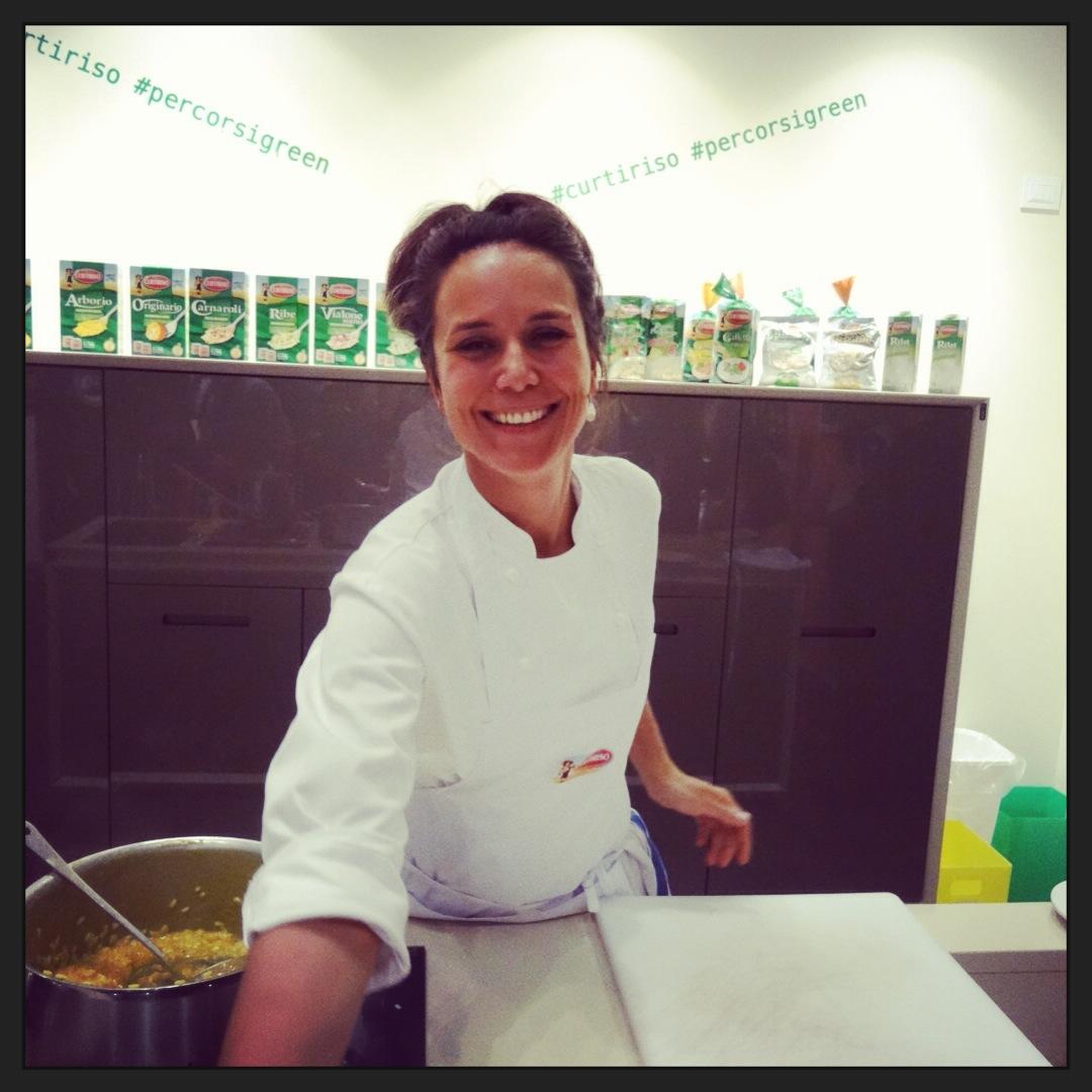 Alice Delcourt, chef di Erba Brusca a Milano