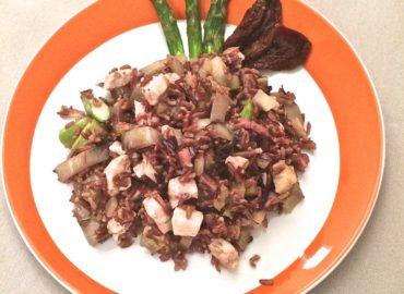 insalatadi riso rosso