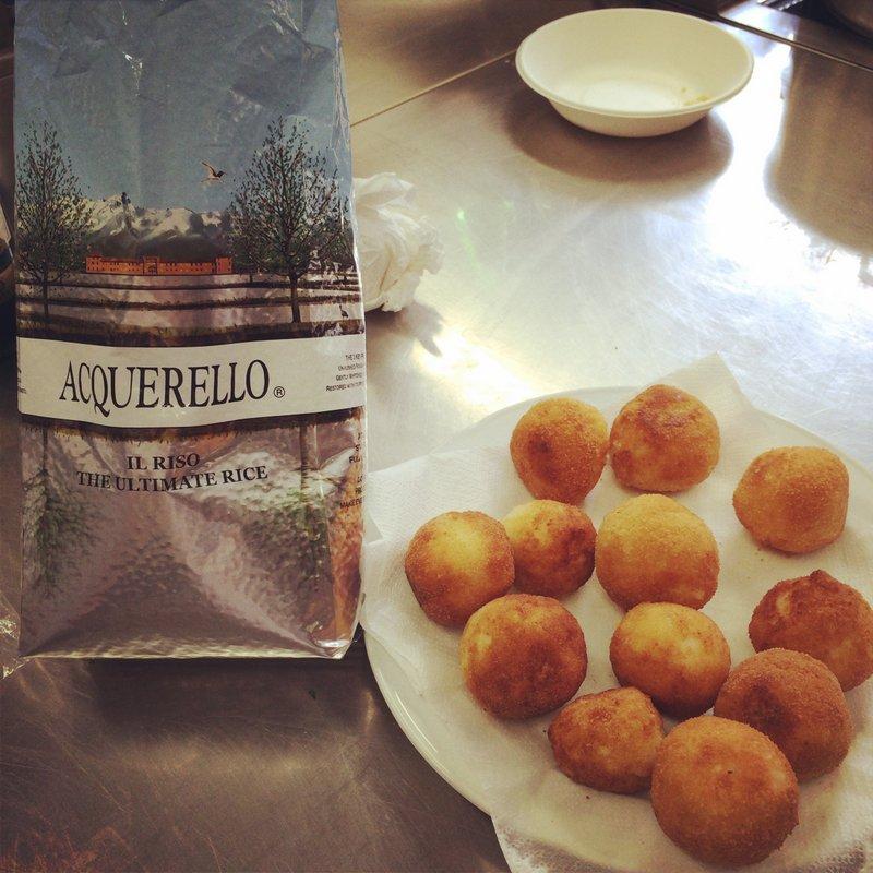 Riso Acquerello a sua eccellenza il riso, Torino Città del gusto