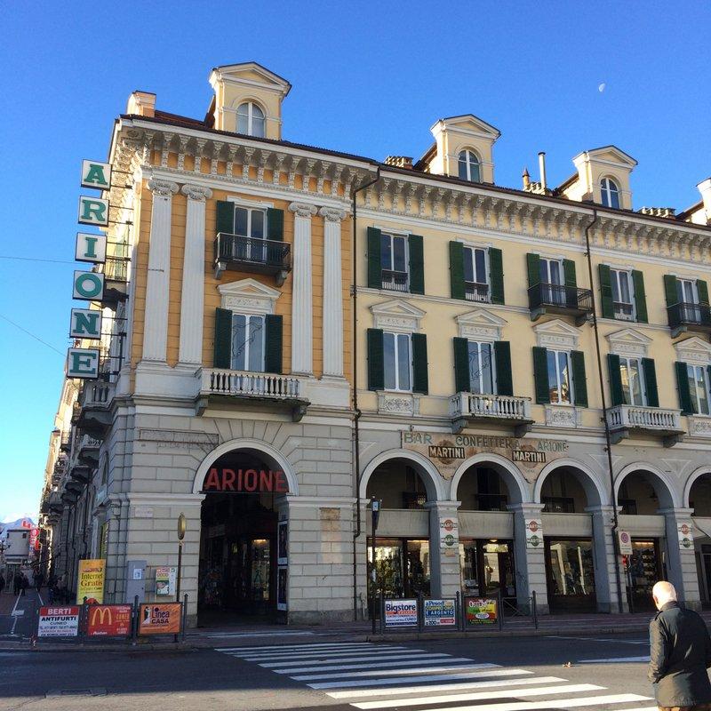 Pasticceria Arione, Cuneo