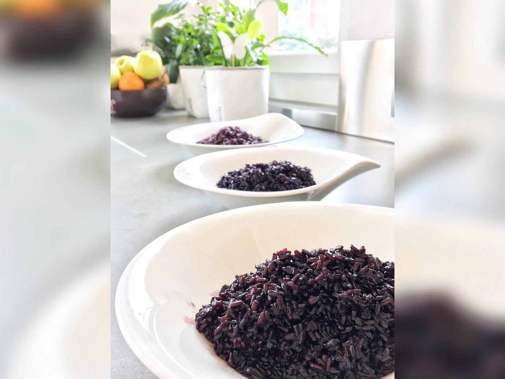 Come si cucina riso Venere