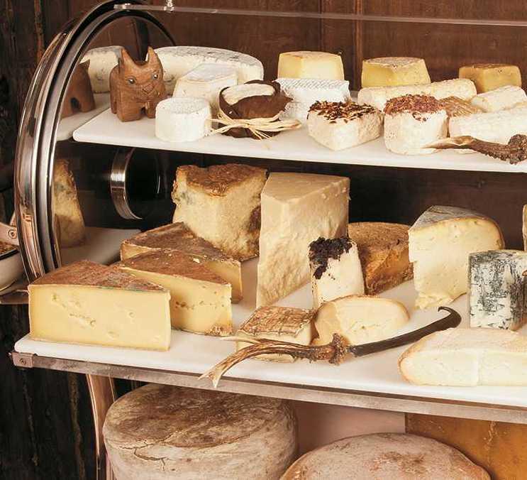 formaggio bellevue cogne