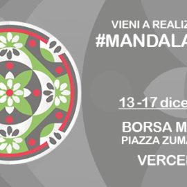 Mandala di Riso a Vercelli
