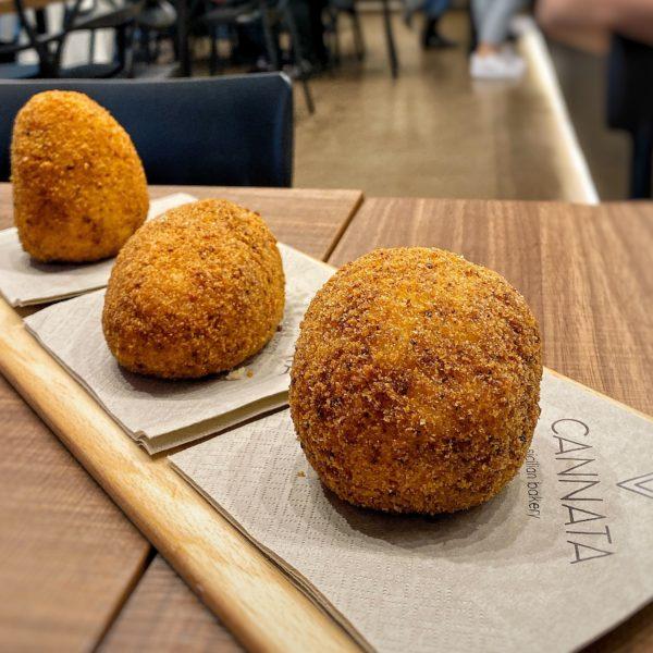 Cannata Sicilian Bakery a Milano, anche il riso è siciliano