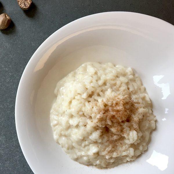 Cottura del riso per assorbimento
